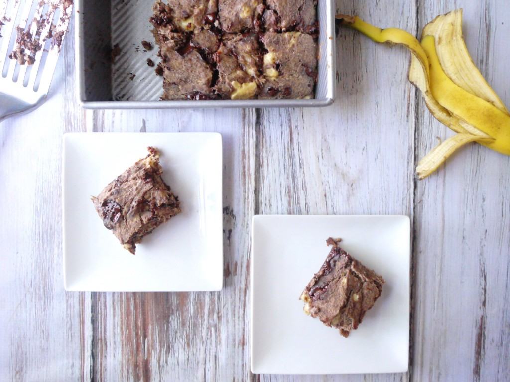 banana bread brownies 3