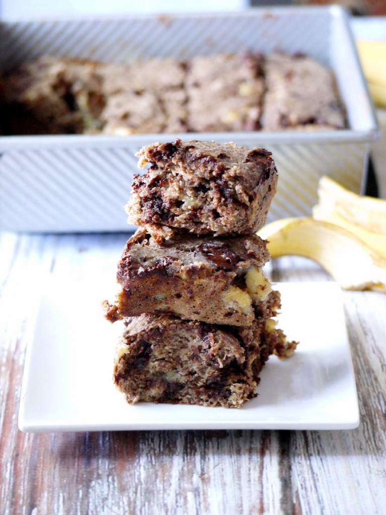 banana bread brownies 5
