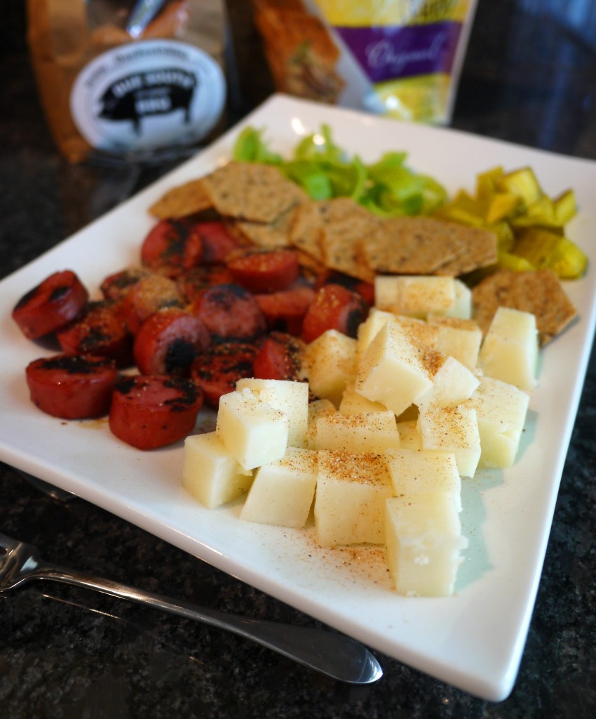 Memphis Sausage And Cheese Plate Healthy Recipe Ecstasy