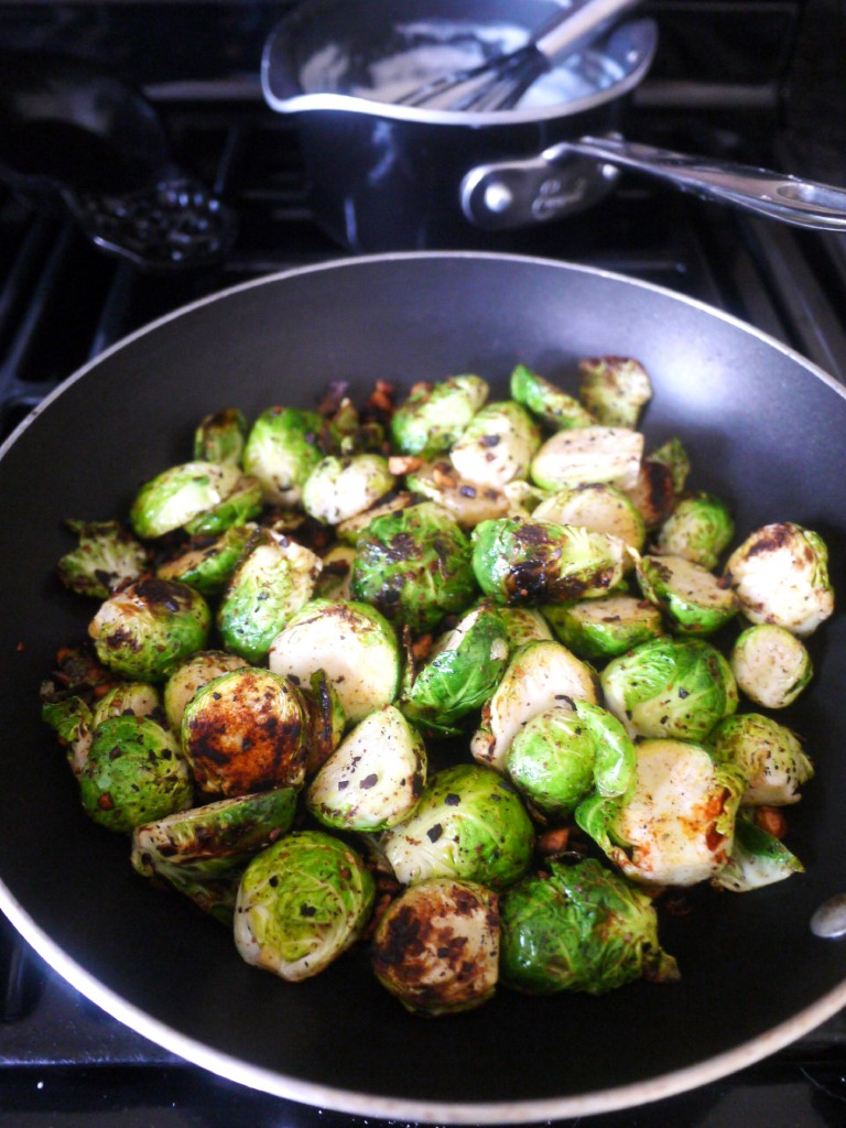 sprouts cooking