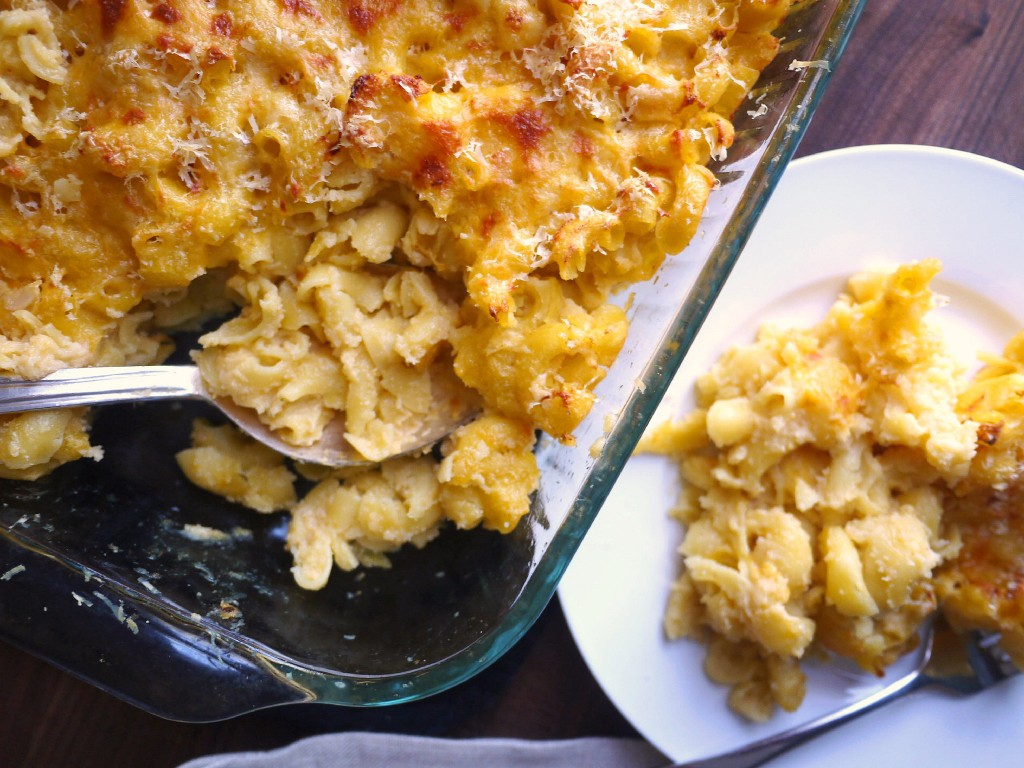 MY FIRST RECIPE FEATURE ON POPSUGAR FOOD! Mac 'n' Cheese Makeover ...