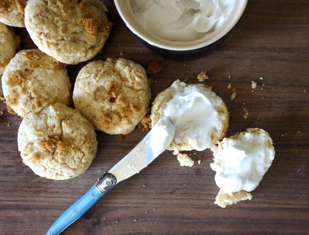 scones with cream 2