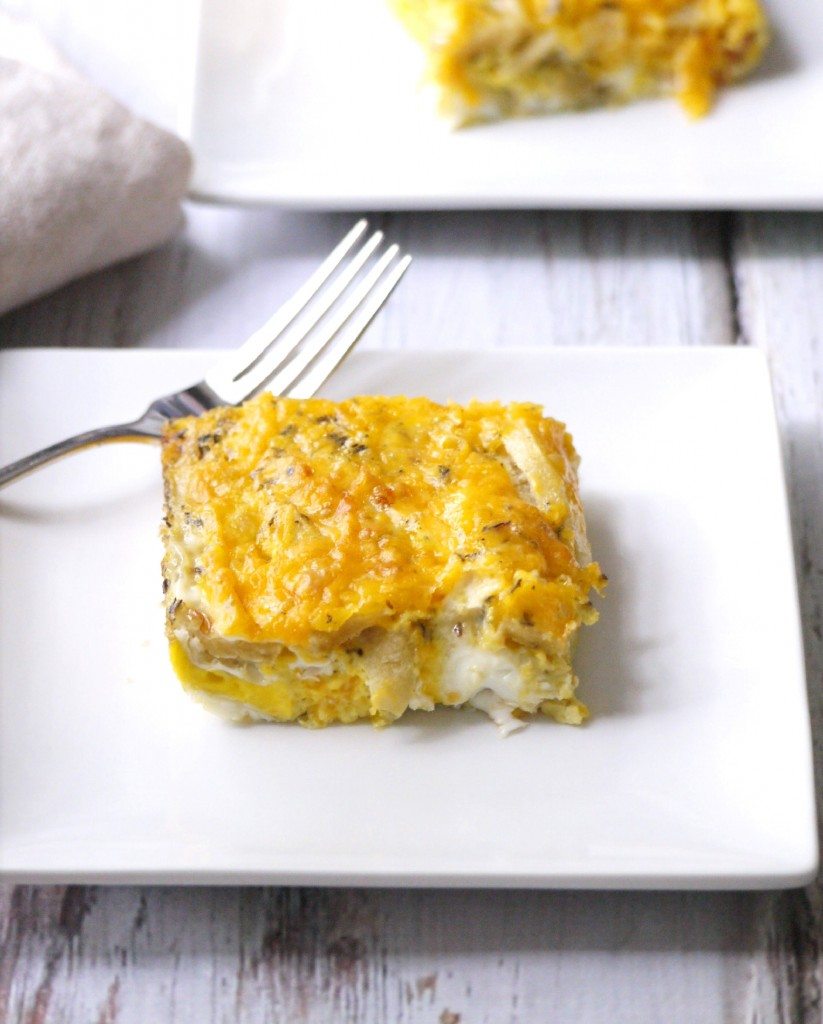 bacon cheddar apple baked frittata 17