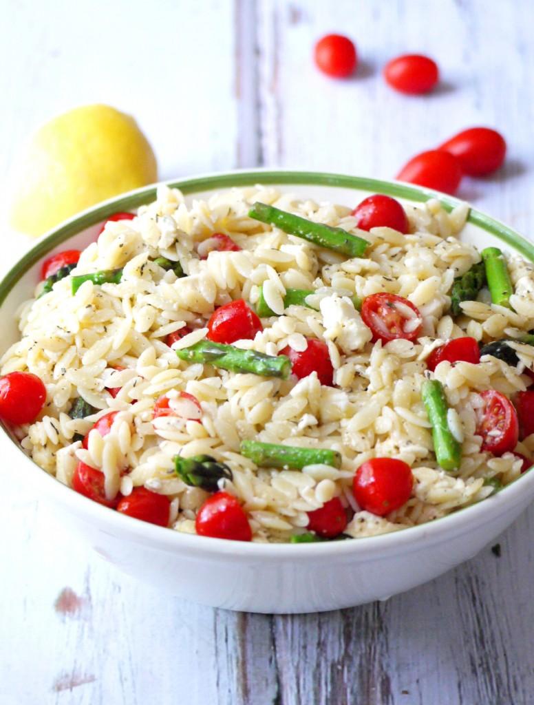 orzo salad 6
