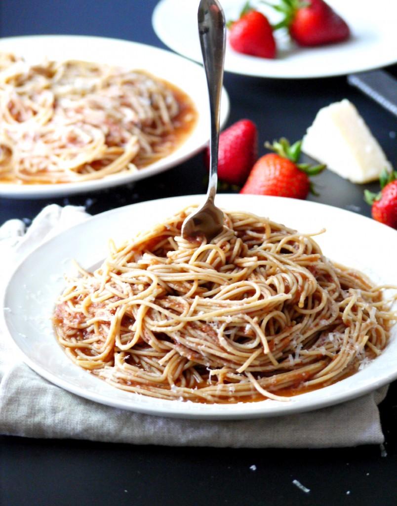 strawberry pasta 8