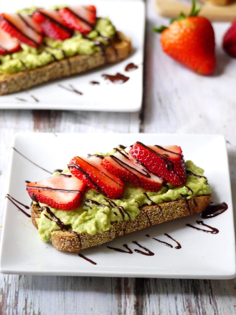 strawberry toast 11