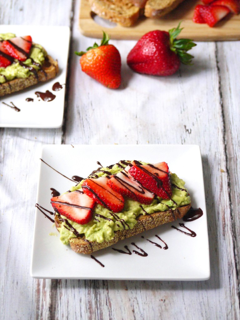 strawberry toast 3