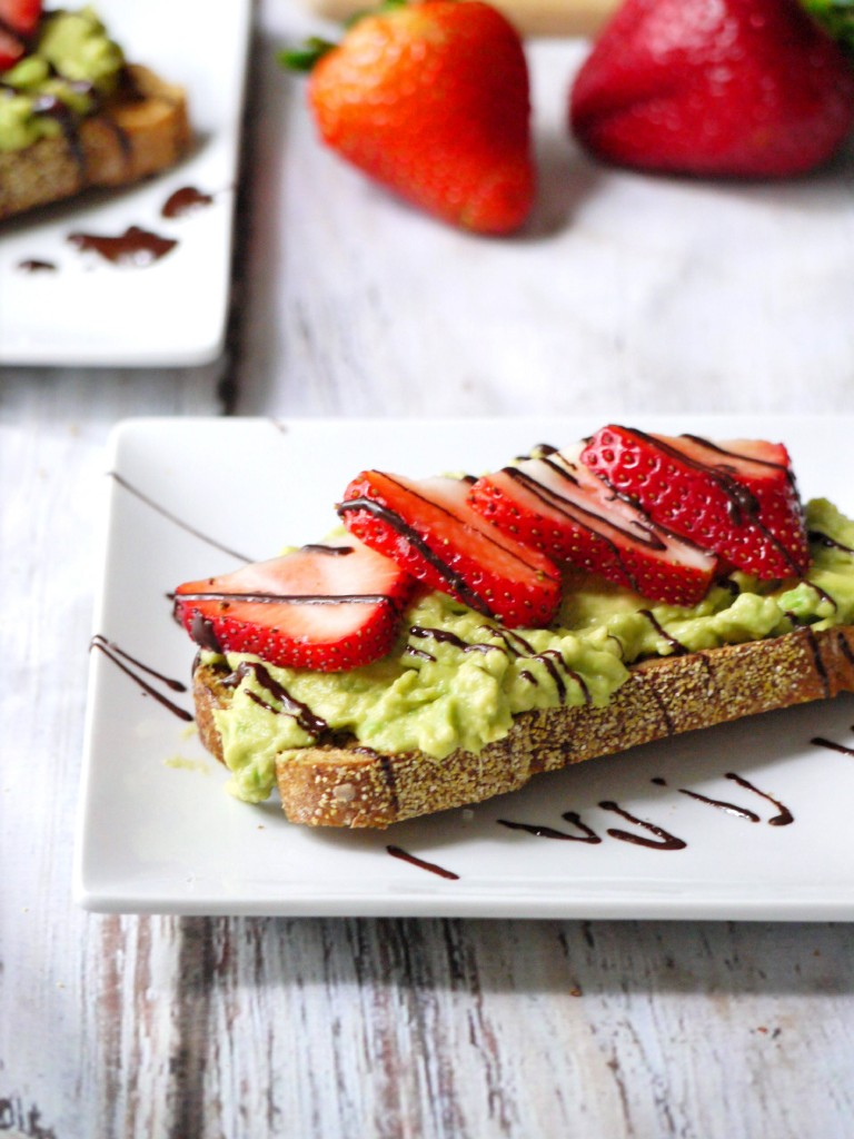 strawberry toast 7