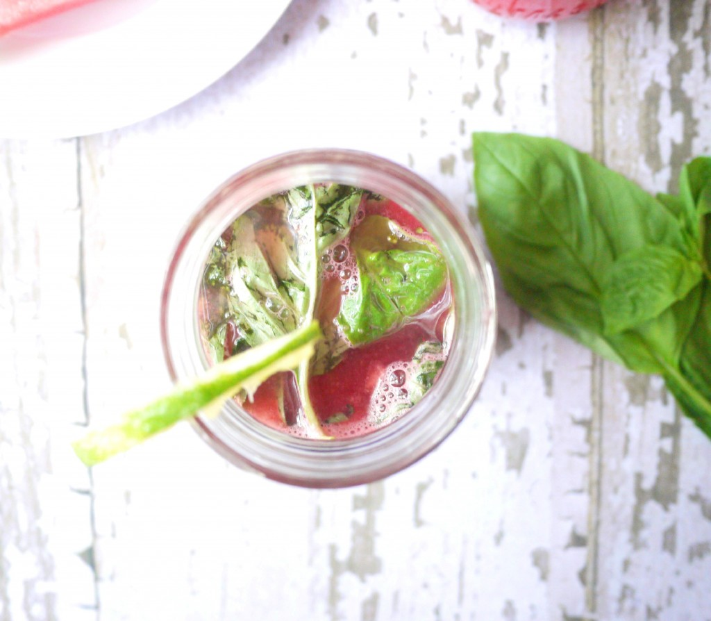 lime basil watermelon cooler 1