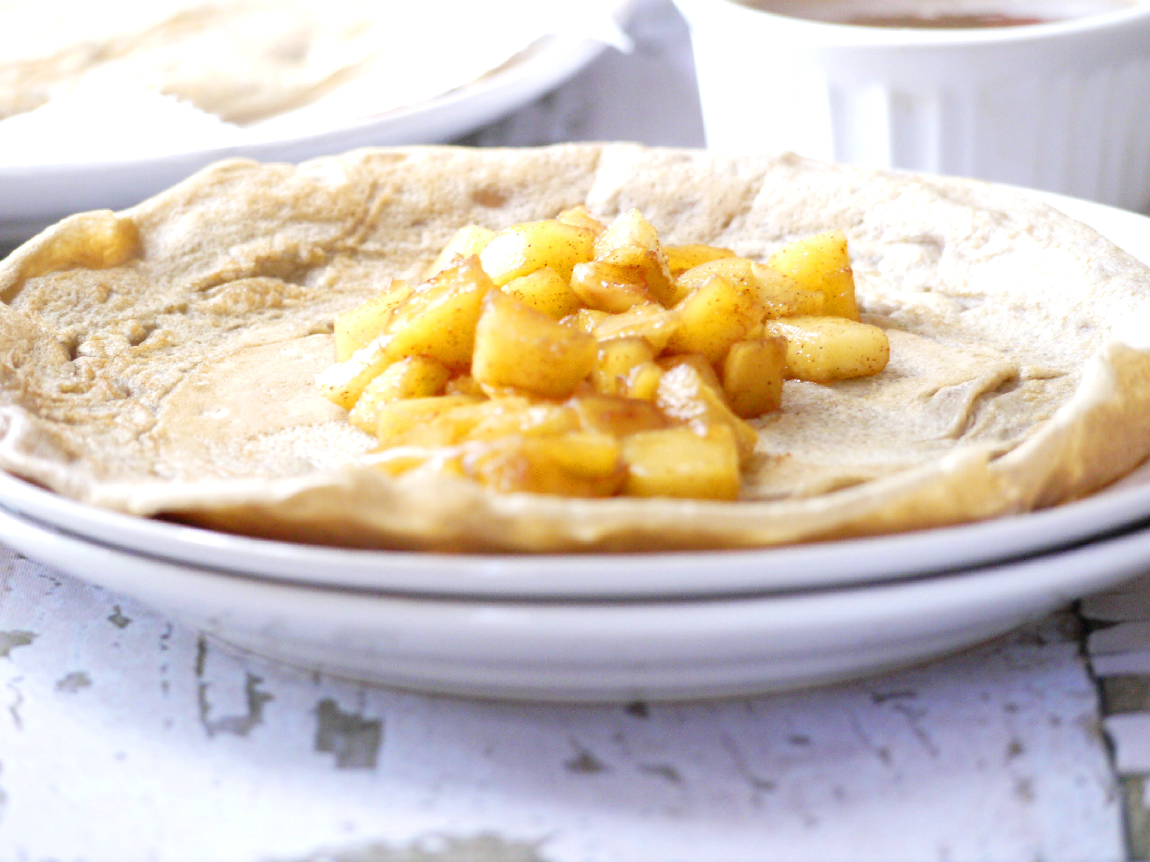 Mexican Desserts Healthy Mexican Dessert Crepes