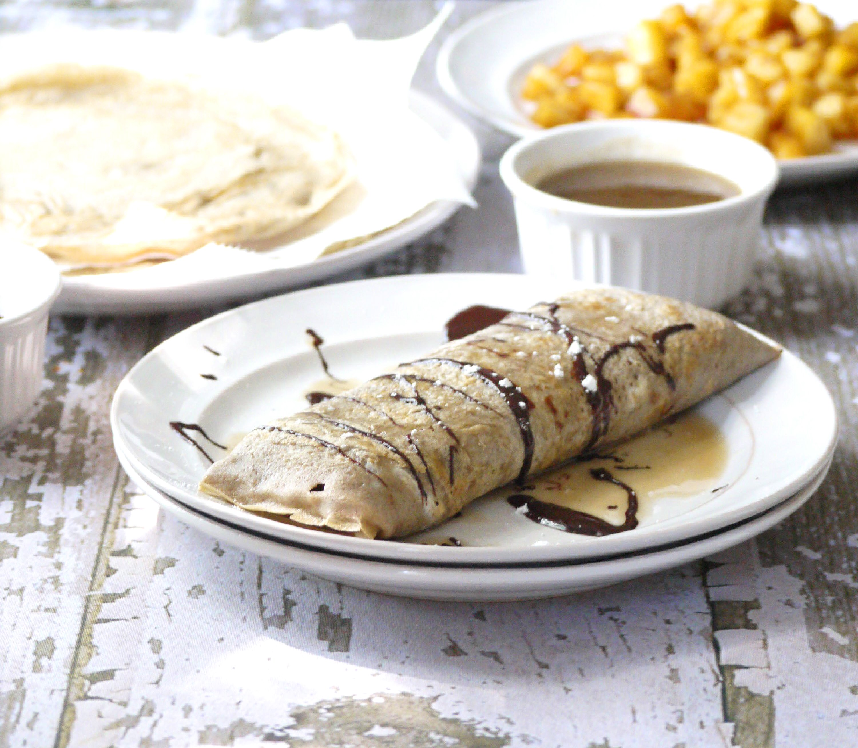 Mexican Desserts Mexican Dessert Crepes 2