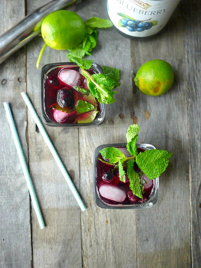 7 Delicious Mocktails for your Next Mocktail Party | Mom Spark - A Trendy Blog for Moms - Mom Blogger
