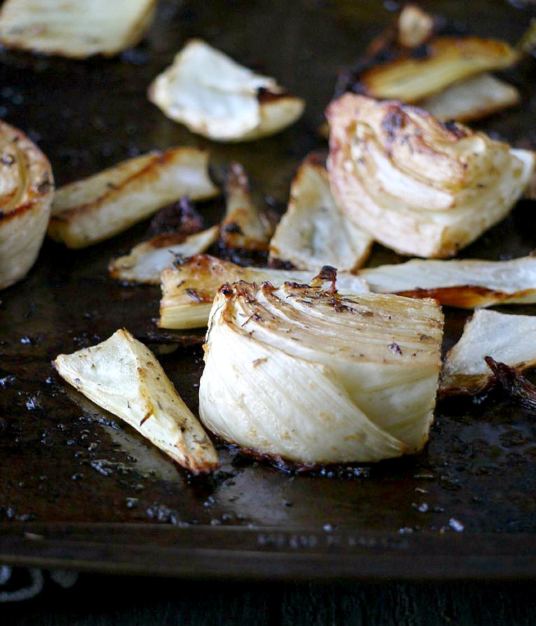 balsamic and thyme roasted fennel 4 adjusted