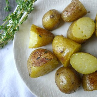 Best Ever Roasted Potatoes