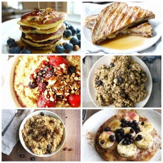6 Pre-Race Breakfast Options + 2015 Bright Beginnings 5K