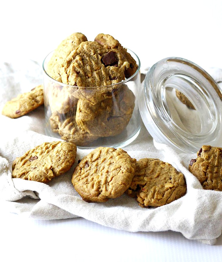 flourless peanut butter cookies 1 adjusted