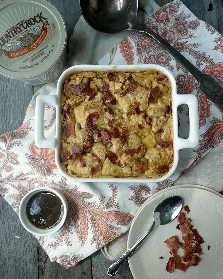 peanut butter apple bread pudding 4 adjusted
